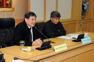 พิธีลงนามบันทึกข้อตกลงว่าด้วยความร่วมมือ (MOU)  การถ่ายโอนการกำกับดูแลรถโดยสาร