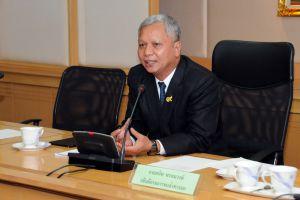 กรมการขนส่งทางบก ร่วมหารือสมาคมผู้ประกอบการขนส่งทั่วไทย