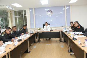 การประชุมคณะอนุกรรมการประจำกรุงเทพมหานครพื้นที่ 5 ในเขตความรับผิดชอบ จำนวน 18 เขต