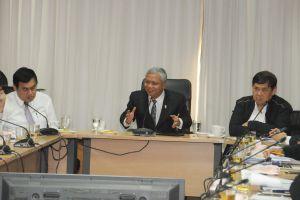 ขบ. ประชุมยกระดับการให้บริการรถแท็กซี่สู่มาตรฐาน ตามโครงการ TAXI OK และ TAXI VIP