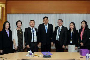 คณะส่วนราชการของประเทศฟิลิปปินส์ ศึกษาดูงานกรมการขนส่งทางบก