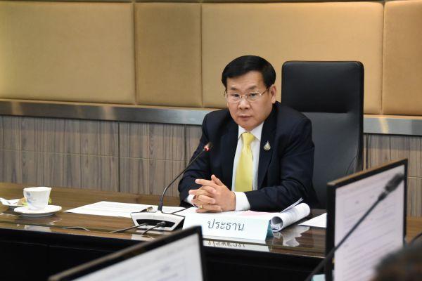 การประชุมคณะกรรมการจัดทำแผนปฏิบัติราชการกรมการขนส่งทางบก