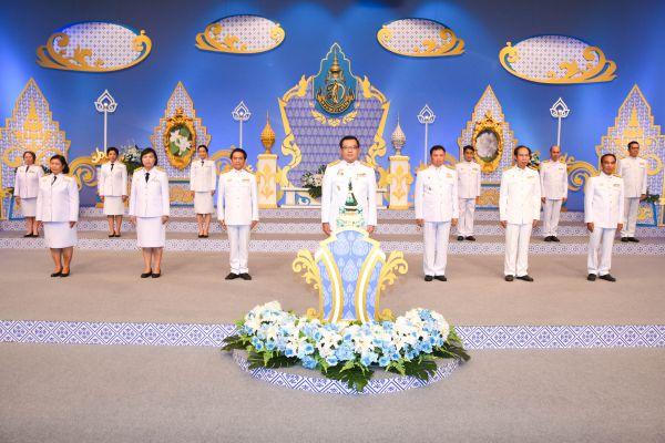 บันทึกเทปถวายพระพรชัยมงคลสมเด็จพระนางเจ้าสิริกิติ์ พระบรมราชินีนาถ พระบรมราชชนนีพันปีหลวง