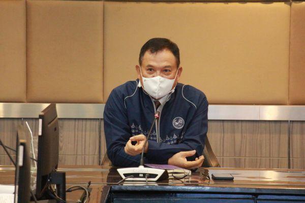 การหารือระหว่างกรมการขนส่งทางบก และสำนักงานเศรษฐกิจอุตสาหกรรม เกี่ยวกับมาตรการในการสนับสนุนยานยนต์ไฟฟ้าในประเทศไทย