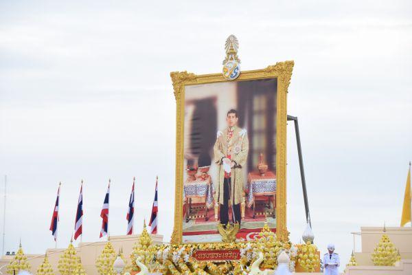 พิธีถวายสัตย์ปฏิญาณเพื่อเป็นข้าราชการที่ดีและลงนามถวายพระพรฯ